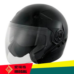 ABS shell novelty motorcycle half face helmet