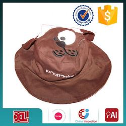 Professional Factory Supply OEM Quality cotton golf bucket hat 2015