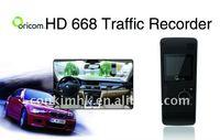 2011 newest HD720P car DVR recorder HD688