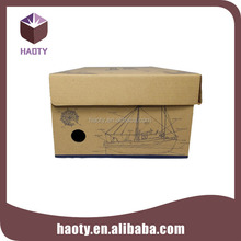 recycled corrugated paper box manufacturer