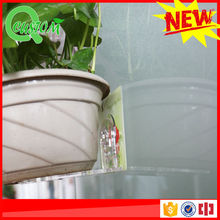 New products limit 10kg plastic shelf supports pins