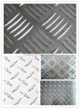 Five Bars/Two Bars Aluminum Tread/Checkered/Pattern Sheet
