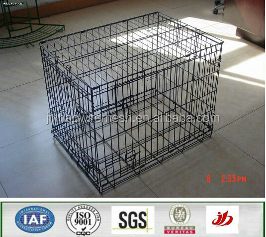 wire steel pet cage /wire rabbit cage /wire dog cage