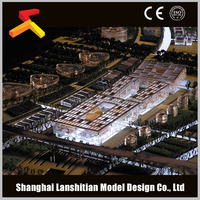 3D models, architectural models, building models for real estate