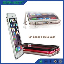 Custom high quality aluminum case for iphone 6,for iphone 6 aluminum case