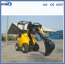 price of mini wheel loader with attachment HY200