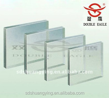 Medical use X-ray lead glass