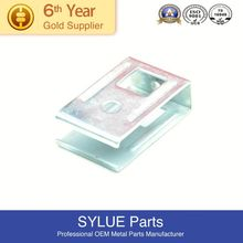 Iron Polished spare parts for video ISO