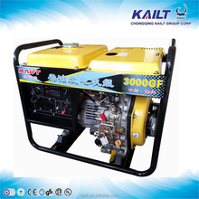 2KW diesel dc generator with one year warranty