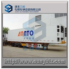 40ft, 45ft, 12 meters Refrigerated Van Container movable from transport trailer.