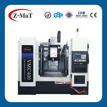 VMC400 Linear Motion Guide Way Cnc 4 Axis Mini Milling Machine