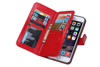 Top quality wallet case for iPhone 6s soft phone cover
