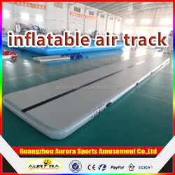 2016 Best popular inflatable air track, Inflatable tumble Track with lower factory price