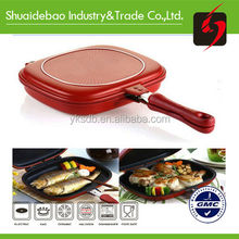 2015 alibaba hot sales cheap die cast wok