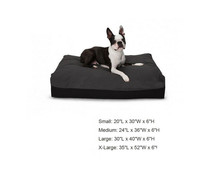 China reliable manufacturer durable Memory Foam Sofa Bed Luxury Pet Dog Beds