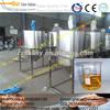 new type small oil refining machine/China most advanced edible peanut crude oil refining machine 0086-13838265130