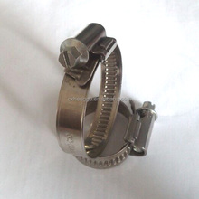 Germany Partial head Hose Clamps W1 W2 W3 with high strength