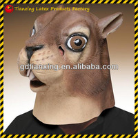 Costumes/Disguises/Halloween/Squirrels/Rodents/Chipmunks/Nature/Wildlife/Animals/Squirrells Mask