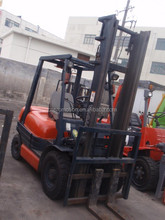 manual cheap toyota 3 Ton forklift/ used forklift