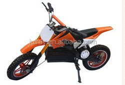 500W Fashionable Mini Electric Kids Dirt Bike