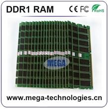 Computer memory High quality sd ddr ram 1gb pc400 ddr ram ddr1
