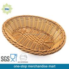 Food Safe Plastic Bread Basket