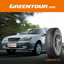 Fuel-effcient COMFORT C4 passenger car radial tire for sale