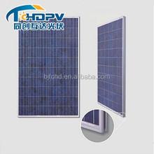 China supply 150w 250w polysilicon solar panel Competitive price