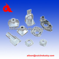 China OEM service motorcycle die casting aluminum parts
