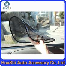 Solar car window static cling film