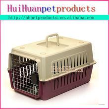 Best quality aluminium pet kennels plastic dog cage