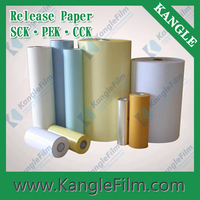 PEK Release paper for labels