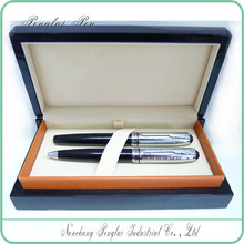 2015 Wholesale luxury for advertising nice business executive promotional luxury pen set customized