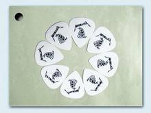 Electric Rust Proof Steel Core Guitar Strings and Custom Shape Guitar Picks