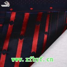 Garment 100% Polyester Jacquard Dress Fabric Textile
