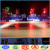 Indoor PVC material wood design basketball court PVC flooring