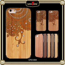 2015 New products cell phone case for mobile phone accessory, bamboo cell phone case, wooden cell phone case