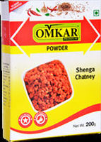 Omkar Ground Nuts Chatney Powder