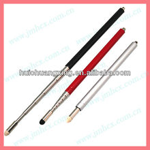 electronic promotion Silver telescopic whiteboard touch felt tip pen