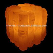 Salt Lamps/Metal Cage/ Metal Basket/ Tealights/ Natural Lamps/ Crafted Lamps/ Animal Salt/ Granulate/ Running Salt VGT5