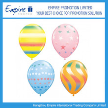 Wholesale Rainbow Cheap Party Latex Free Balloons For Decoration