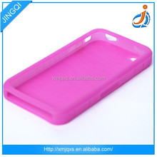 China cheap fancy pink silicone western cell phone cases