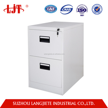 china manufacturer cheap office furniture 2 drawer file cabinet, lightweight steel multi drawer filing cabinets