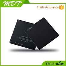 High quality super slim custom usb powerbank credit card for promotion qualified for CE FCC ROHS