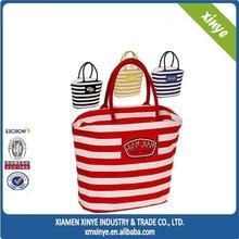 Beautiful Women Outdoor Handbag Custom Canvas Bag