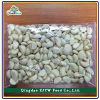 Chinese Storing Frozen Vacuum Packed Peeled garlic cloves