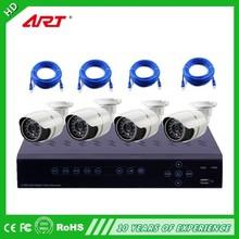 2014 NEW DESIGN 800TVL IR WATERPROOF DIY wireless cctv camera system