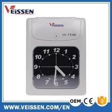 Cheap and fine CE & FCC marked time clock with built in battery