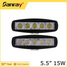 15w Offroad led work light, Auto led working lights,LED Work Lamps DC 12V 24V