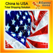competitive international shipping cost to JACKSONVILLE USA